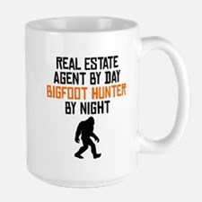 Real Estate Agent By Day Bigfoot Hunter By Night M