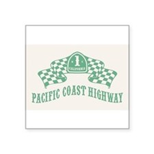 "Cute Pch Square Sticker 3"" x 3"""