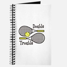 DOUBLE TROUBLE Journal