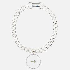 TENNIS RACQUET & BALL Bracelet