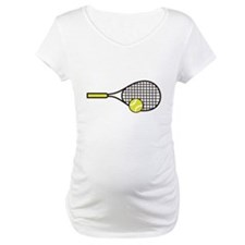 TENNIS RACQUET & BALL Shirt
