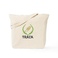 TRACK CREST Tote Bag