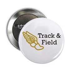 "TRACK AND FIELD 2.25"" Button (10 pack)"