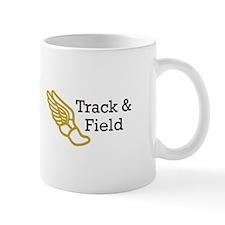 TRACK AND FIELD Mugs