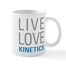 Live Love Kinetics Mugs