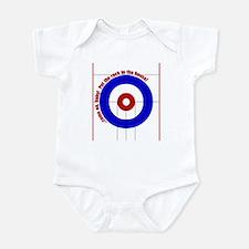 Curl! Infant Bodysuit