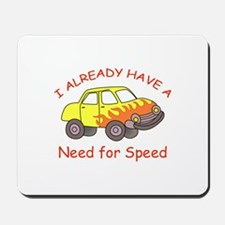 NEED FOR SPEED Mousepad
