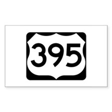 US Route 395 Decal