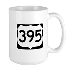 US Route 395 Mug