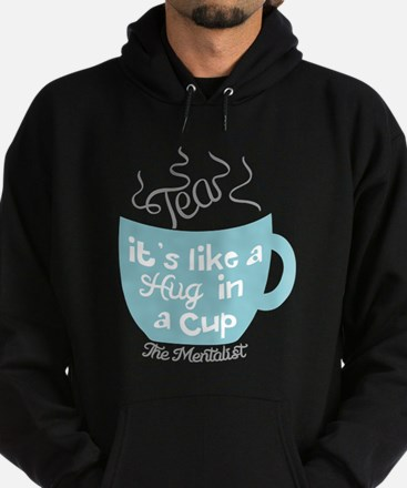 Tea Hug In A Cup The Mentalist Hoody