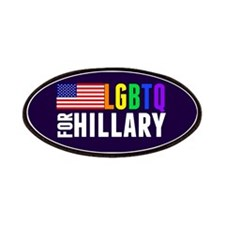 LGBTQ Hillary Patch