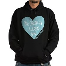 Mentalist The Truth Is I Love You Hoodie