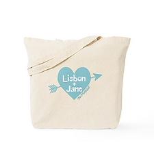 Lisbon Jane The Mentalist Tote Bag