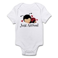 Just Arrived Ladybug Baby Body Suit