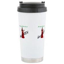 Funny Addresses Travel Mug