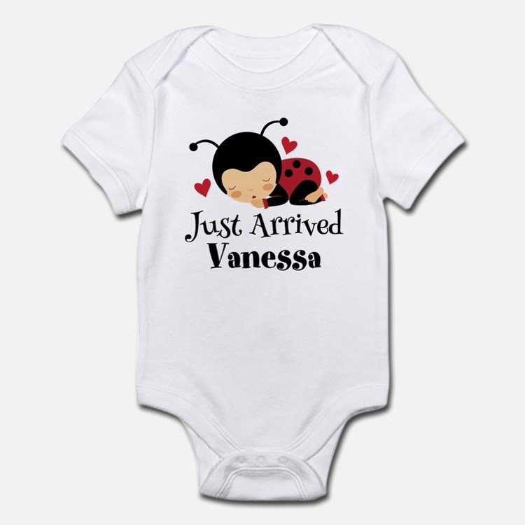 New Baby Just Arrived Personalized Body Suit