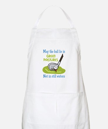 GOLFERS PRAYER Apron