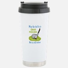 GOLFERS PRAYER Travel Mug
