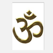 Golden Ohm Postcards (Package of 8)