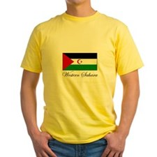 Western Sahara - Flag T