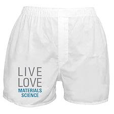 Materials Science Boxer Shorts