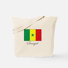 Senegal - Flag - Gambia Tote Bag