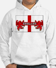 England Red Lions Hoodie