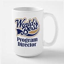 Program Director (Worlds Best) Mugs