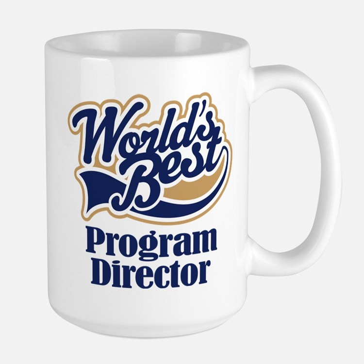 Program Director (Worlds Best) Mugs
