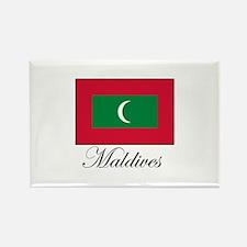 Maldives - Flag - Maldive Isl Rectangle Magnet