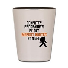 Computer Programmer By Day Bigfoot Hunter By Night