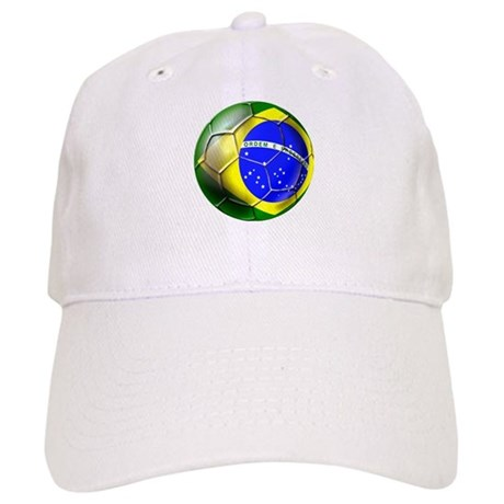 Brazil Brasil Futebol Cap