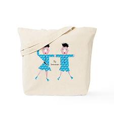 Cute Babywear Tote Bag