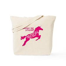 Funny Geek girl Tote Bag