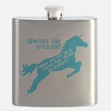 Cute Geeky Flask