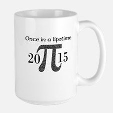 Once In A Lifetime Pi MugMugs