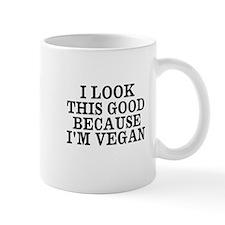 I'm A Sexy Vegan Mug Mugs