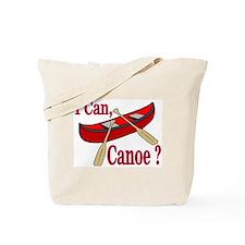 I Canoe Tote Bag