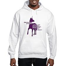 Unicorns Hoodie
