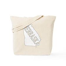 Georgia Nebraskan Tote Bag