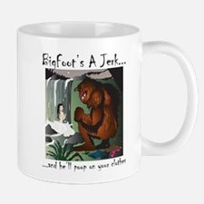 bigfoot jerk Mugs