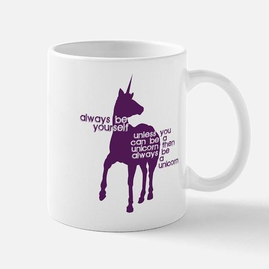 Purple Unicorns Mugs