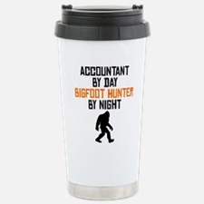 Accountant By Day Bigfoot Hunter By Night Travel M