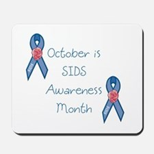 SIDS Awareness Month Mousepad