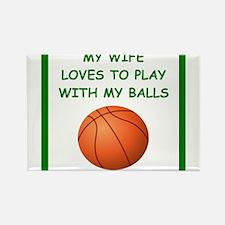 basketball Magnets