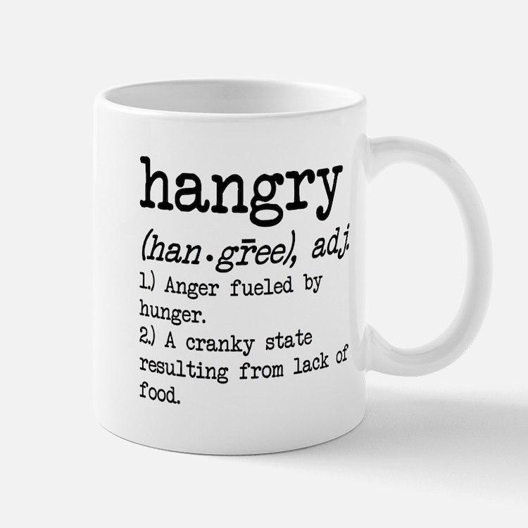 Hangry: Defined Mugs