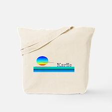 Karlie Tote Bag