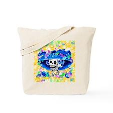 Dia De Los Muertos - La Calavera Catrina Tote Bag