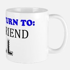 Please return to boyfriend full Mug