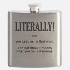 Literally Flask